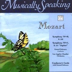 Conductor's Guide to Mozart's Symphony No. 40 & Symphony No. 41 (Original Staging Nonfiction)