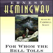 Download For Whom the Bell Tolls (Unabridged) Audio Book