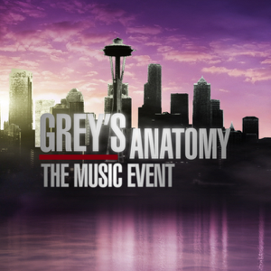 Grey's Anatomy: The Music Event - Grey's Anatomy Cast