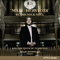 Marc Hervieux, Lucie Roy, Régis Rousseau, Disciples de Massenet & Jennifer Swartz - Le premier Noel artwork