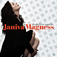 Janiva Magness - The Devil Is An Angel Too artwork