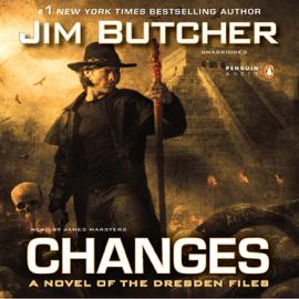 Changes: The Dresden Files, Book 12 (Unabridged) audiobook