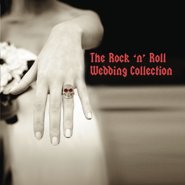The Rock 'n' Roll Wedding Collection By Vitamin String