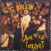 GG Allin & Antiseen - I Love Nothing