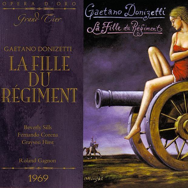 La Fille Du Regiment: Rataplan... Vive la Guerre Et Ses Alarmes! - Chorus