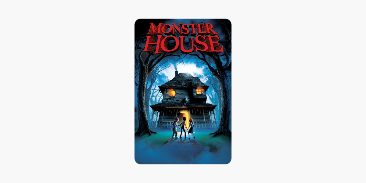 Monster House On Itunes