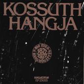 Kossuth Lajos 1890. október 20-án Torinóban elmondott beszédének részlete - eredeti fonográf felvétel I. Rekonstrukció