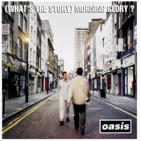 Oasis - (What's the Story) Morning Glory artwork