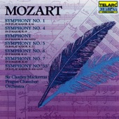 Sir Charles Mackerras & Prague Chamber Orchestra - Symphony No. 6 in F major, K.43: III. Menuetto; Trio
