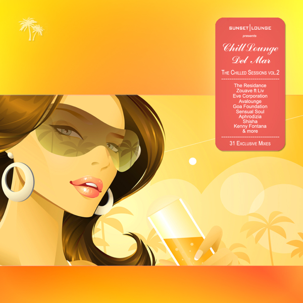 Chill Lounge Del Mar Vol 2 Ibiza Beach Chilled Out Sessions By
