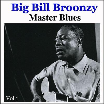 Master Blues, Vol. 1 - Big Bill Broonzy