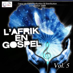 Various Artists - L'afrique en gospel, vol. 5 - EP