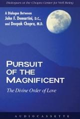 Pursuit of the Magnificent: The Divine Order of Love (Unabridged) [Unabridged Nonfiction]