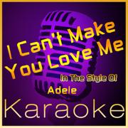 I Can't Make You Love Me (Instrumental Version) - High Frequency Karaoke - High Frequency Karaoke