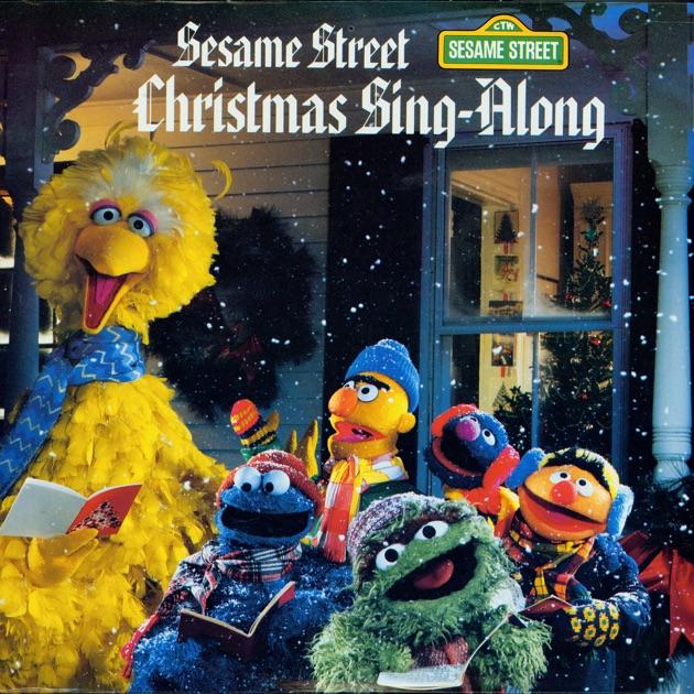 Sesame Street: Sesame Street Christmas Sing-Along by Sesame Street ...