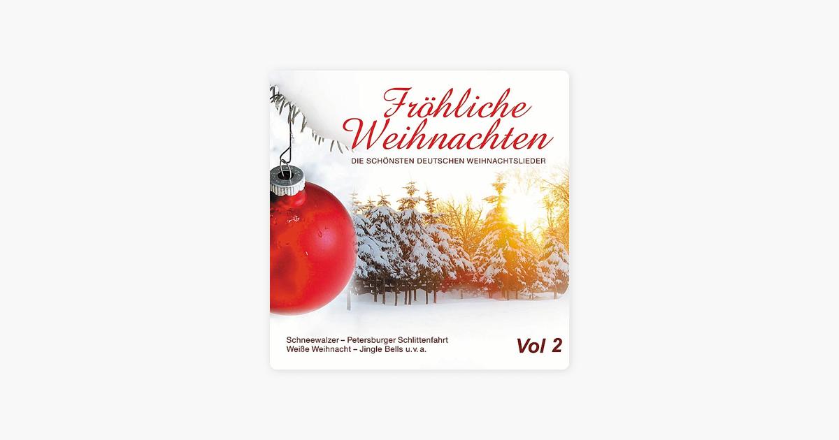 """Fröhliche Weihnachten Vol. 2"""" von Tölzer Knabenchor bei Apple Music"""