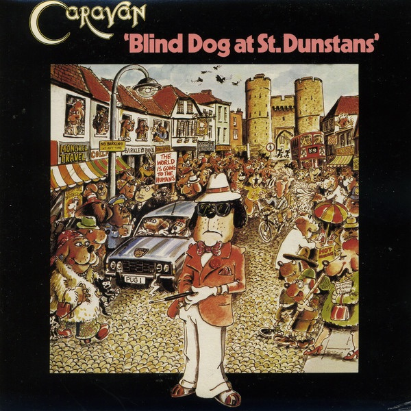 Blind Dog At St.Dunstans