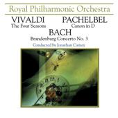Vivaldi: The Four Seasons - Bach: Brandenburg Concerto No. 3