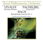 Vivaldi: The Four Seasons - Bach: Brandenburg Concerto No. 3 - Royal Philharmonic Orchestra - Royal Philharmonic Orchestra