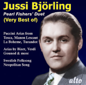 The Very Best Of Jussi Björling  Pearl Fisher's Duet-Jussi Björling
