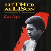Luther Allison - Rich Man artwork