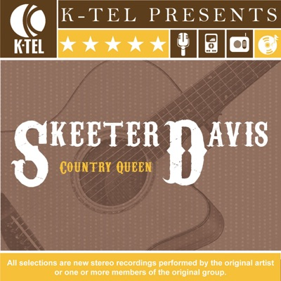 The Country Queen (Re-Recorded Versions) - Skeeter Davis