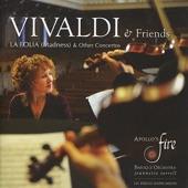 Apollo's Fire;Jeannette Sorrel - Concerto in B Minor for Four Violins, No. 10, Op. 3, RV 580: I. Allegro