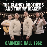 The Clancy Brothers & Tommy Makem - The Shoals of Herring (Live) artwork