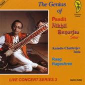 The Genius of Pandit Nikhil Banerjee: Live Concert Series 3