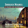 Arthur Conan Doyle - Sherlock Holmes: The Greek Interpreter (Unabridged) artwork