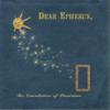 Dear Ephesus - The Consolation of Pianissimo kunstwerk