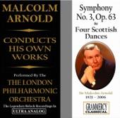 Four Scottish Dances - Sir Malcolm Arnold - WBJC 91.5