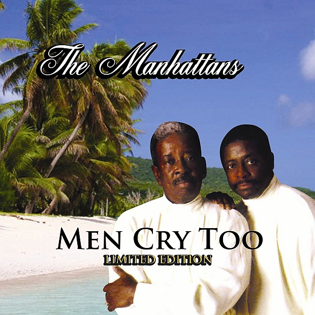 Men Cry Too (feat. Gerald Alston & Blue Lovett)