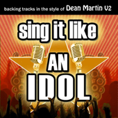 Sway (As Made Famous By Dean Martin) [Karaoke Version]