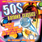 50s Karaoke Classics (Professional Backing Track Version)