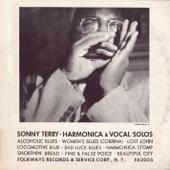 Sonny Terry - Locomotive Blues