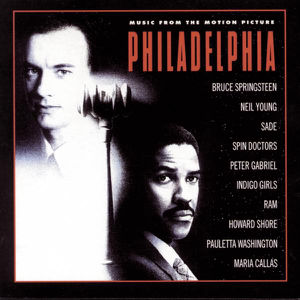 Various Artists - Philadelphia (Music from the Motion Picture)