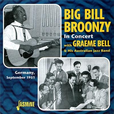In Concert - Big Bill Broonzy