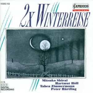 Tabea Zimmermann, Hartmut Holl & Peter Härtling - Winterreise, Op. 89, D. 911 (arr. for viola and piano) : No. 27. Der Leiermann