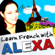 Alexa Polidoro - French for Beginners: Part 2: Lessons 14 to 21 (Unabridged)