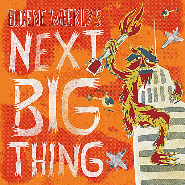 ‎Eugene Weekly's Next Big Thing 2011 by Various Artists on iTunes