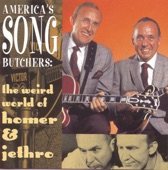 """Homer & Jethro - Baby, It's Cold Outside - (from the MGM film """"Neptune's Daughter"""")"""