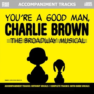 Songs from You're a Good Man, Charlie Brown: Karaoke – Stage Stars Records