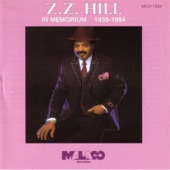 Z.Z. Hill - I'm A Blues Man