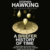 A Briefer History of Time (Unabridged) Audio Book