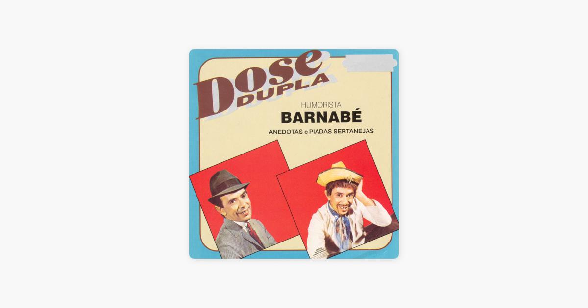 GRATIS BARNABE CD BAIXAR PIADAS