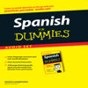 Jessica Langemeier - Spanish for Dummies (Unabridged) [Unabridged  Nonfiction]  artwork