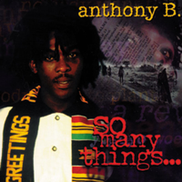Anthony B. - Repentance Time artwork