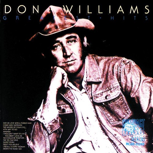 Don Williams - Don Williams: Greatest Hits