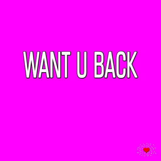 Want U Back - Single